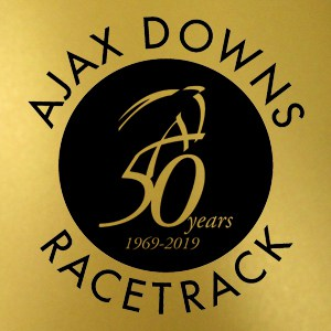 Ajax Downs 50 years Racetrack